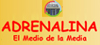 Logo de Adrenalina, el medio de la media
