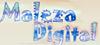 Logo de maleza digital