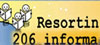 Logo de Resortin 206 informa