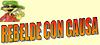 Logo de Rebelde con causa